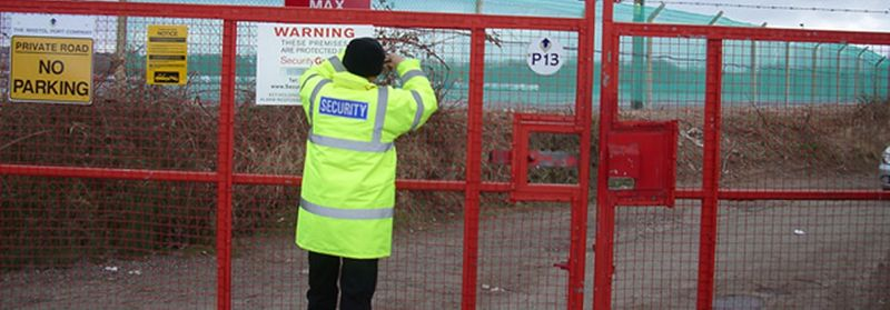 Why Construction Site Security is Very Important