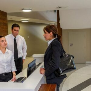 Why concierge security important