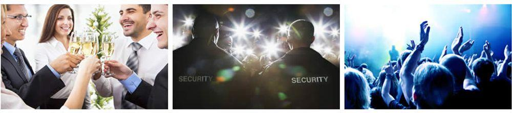 Looking to hire Event Security in Edmonton, Toronto or Winnipeg