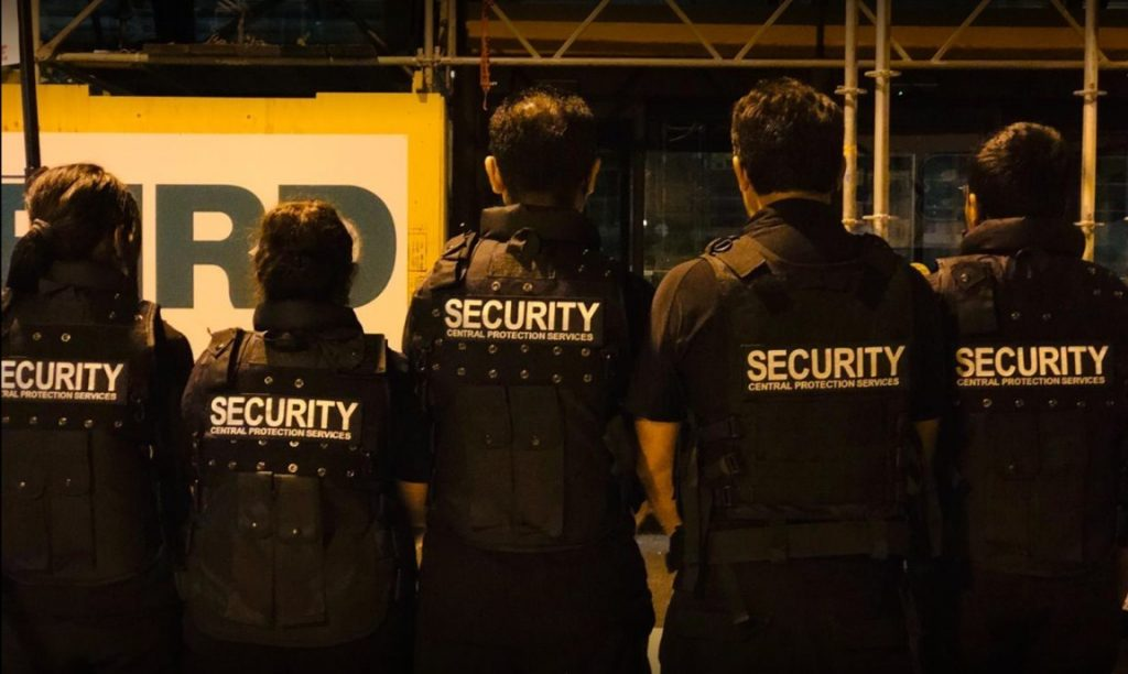 Security Protection Guards