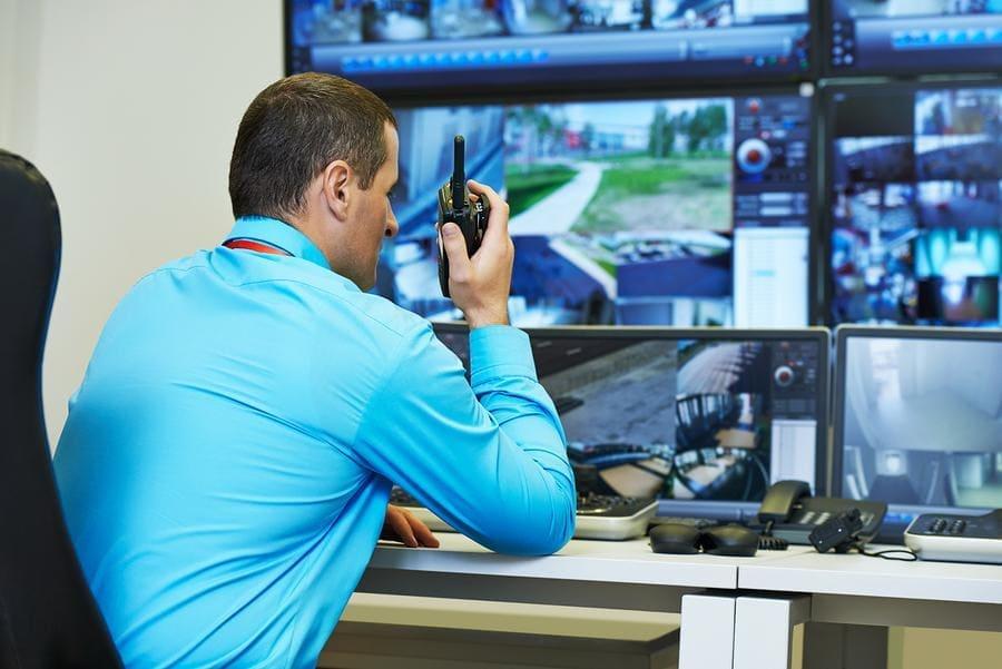 CCTV Monitoring & Surveillance Services