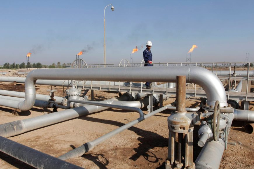 Gas Field & Pipeline Security Services