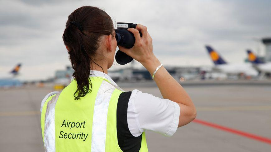 Aviation Security Professional Guards