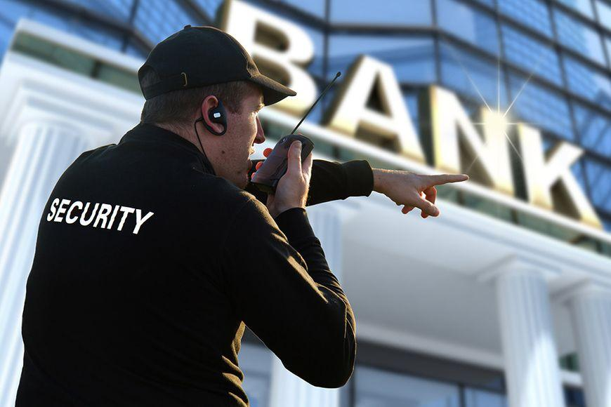 Bank Security Guards