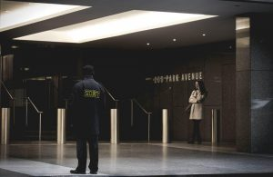 What is the Role of a Security Guard