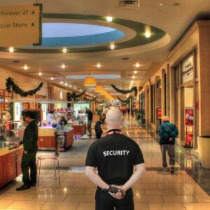Retail Security guard edmonton