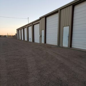self storage facility security