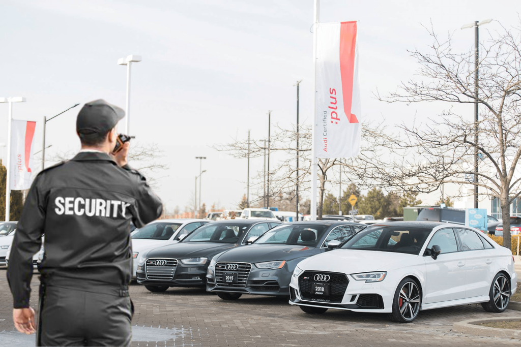 Securing your Car Dealership with Best Security Services in Edmonton