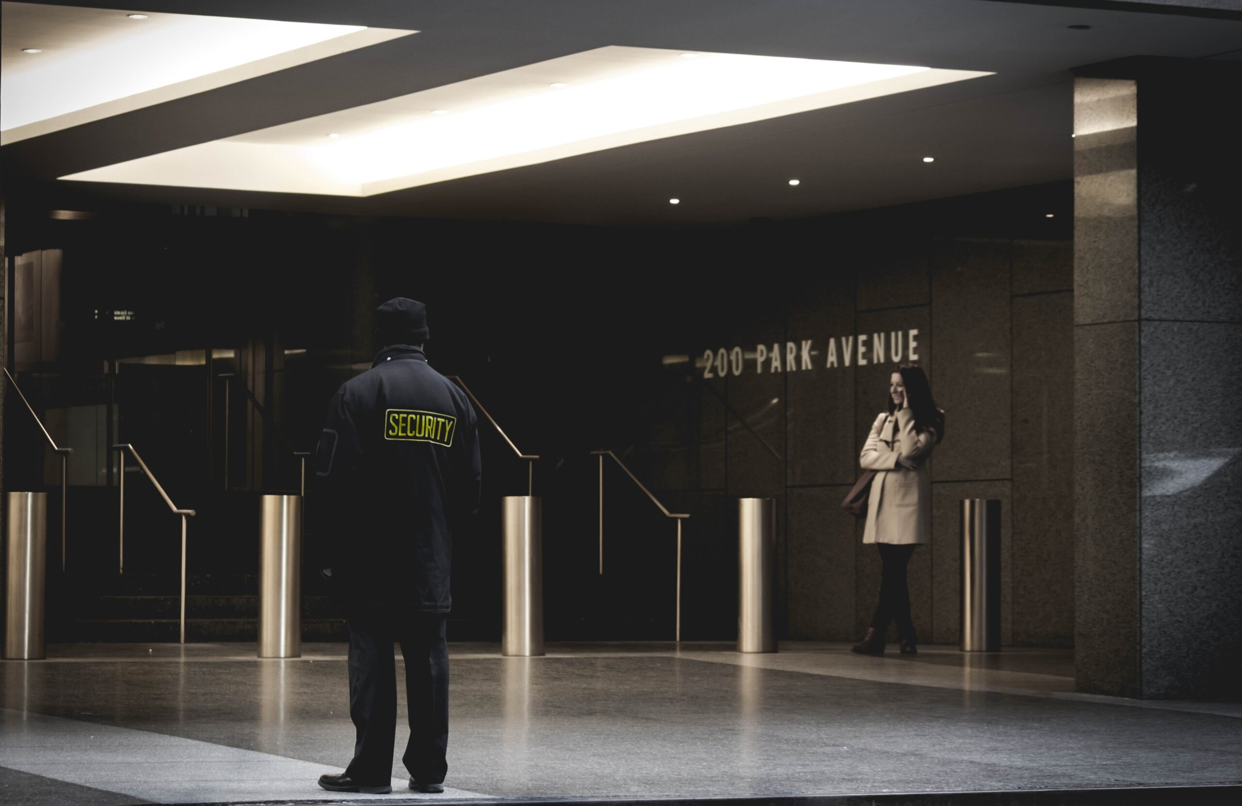 Qualities of Professional Security Guard